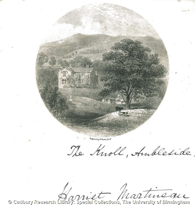 Harriet Martineau Papers